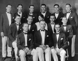 Image of 1st glee club